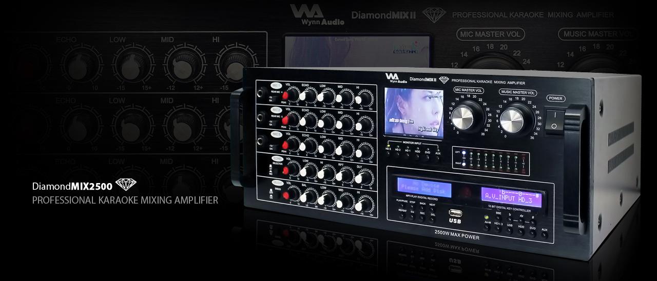 DiamondMix 2500
