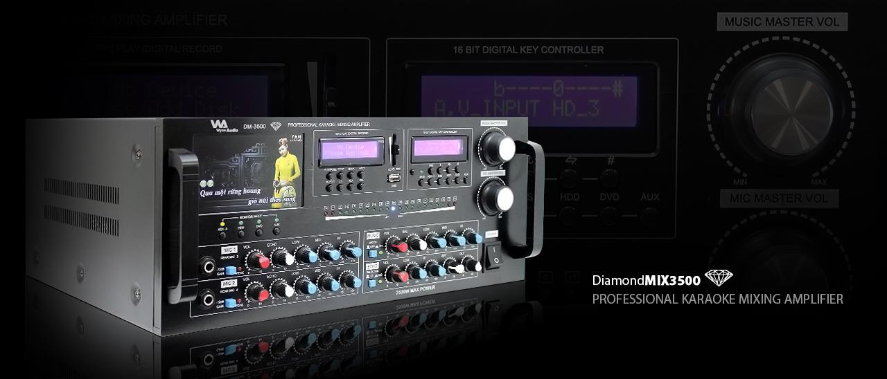 DiamondMix 3500